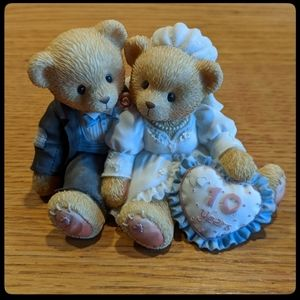Cherished Teddies 10 years